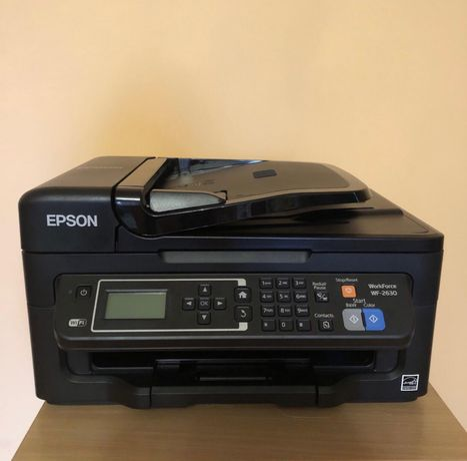 Принтер, сканер, ксерокс, МФУ, EPSON-2630wf,
