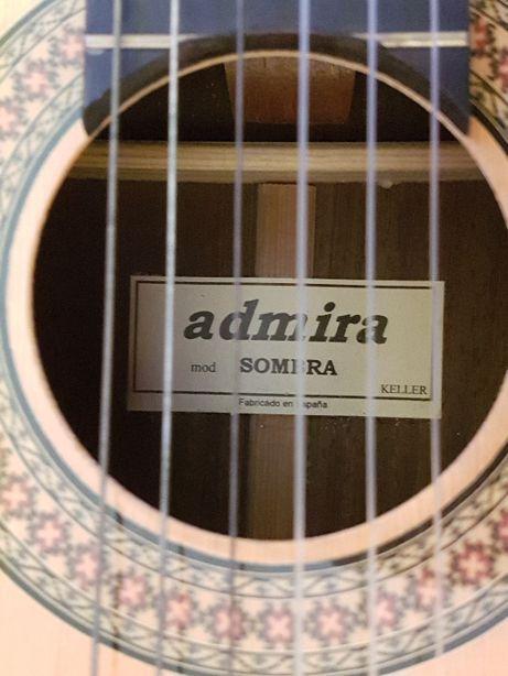 Admira Sombra hiszpańska gitara klasyczna 4/4 + GRATISY