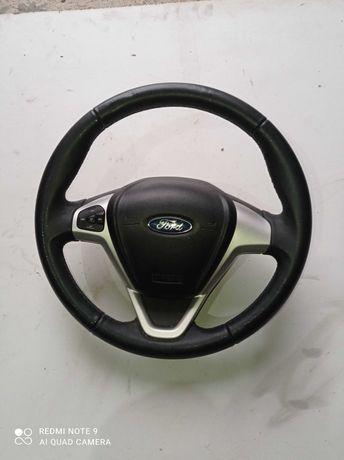 Руль,airbag ford fiesta