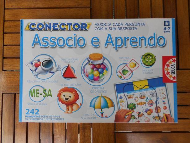 CONECTOR® Associo e Aprendo (COMO NOVO)