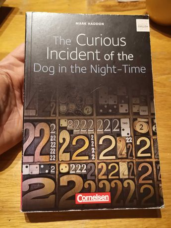 Mark Haddon The Curious Incident of the Dog in the Night - Time