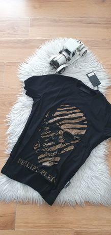 Koszulka męska z cekinami Philipp Plein