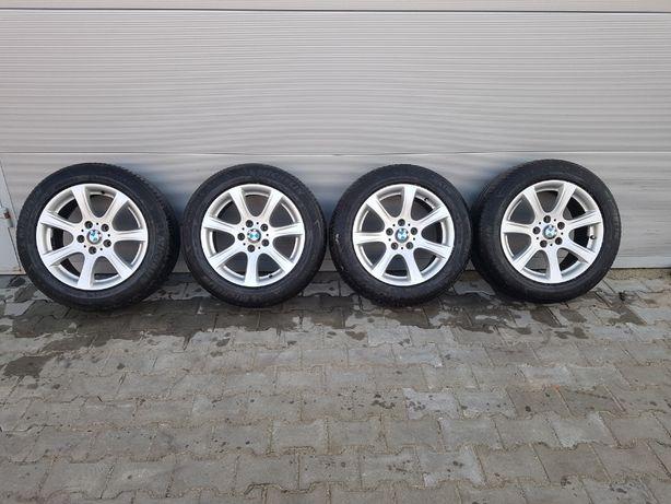 5x120 17 Bmw 3 F30 GT F31 F34 F10 oryginalne 225 55 R17 Michelin lato