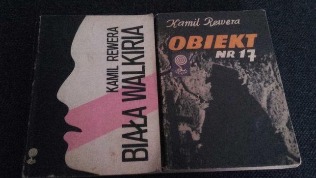 Kamil Rewera-2 książki