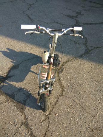 Gоped самокат с мотором,мини скутер