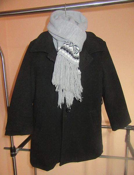 Пальто комплект для маленького джентельмена