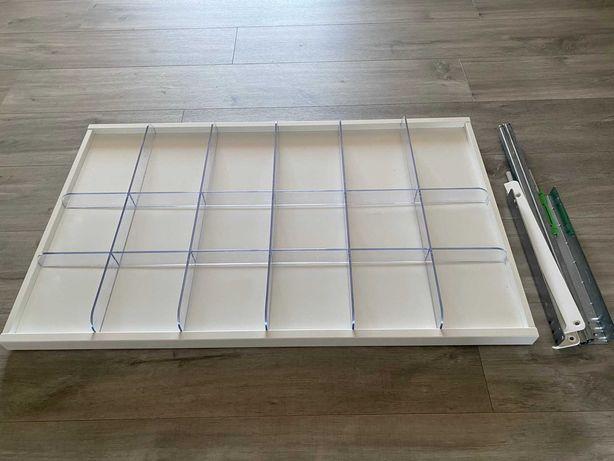 Półka wysuwana KOMPLEMENT do szafy PAX IKEA
