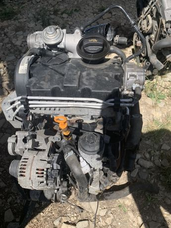 Двигун мотор 1.4tdi BNV Skoda Fabia