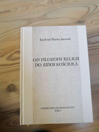 Od filozofii religii do eidos kościoła