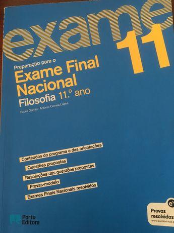Manual de preparação exame filosofia 11