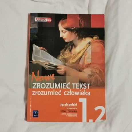 Zrozumieć tekst zrozumieć człowieka 1.2 podręcznik