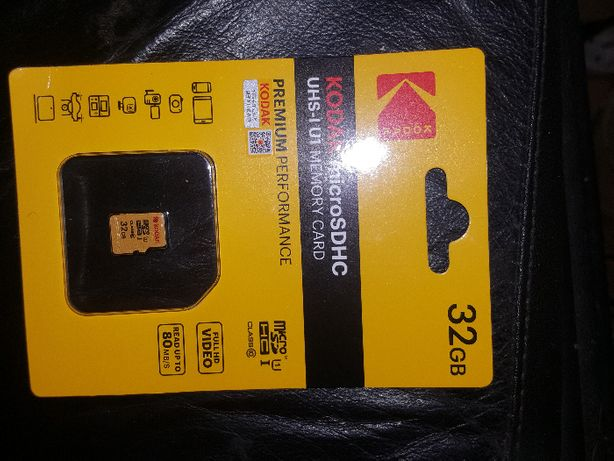 Karta Kodak Micro SD 32GB