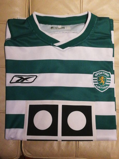 Camisola Sporting 2003/2004