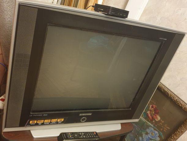 "Телевизор Самсунг 29"" 100гц, модель Slim"