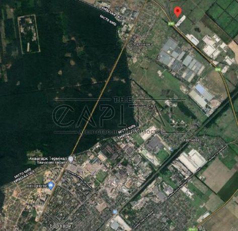 Продажа земельного участка 14 га в Броварах