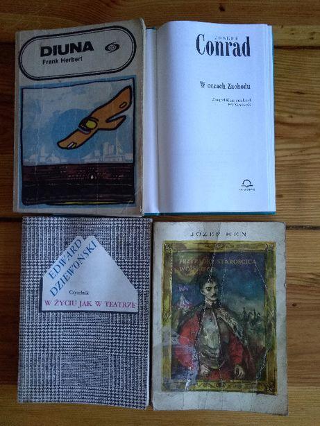 """Edward Dziewoński, """"W życiu jak w teatrze""""."""