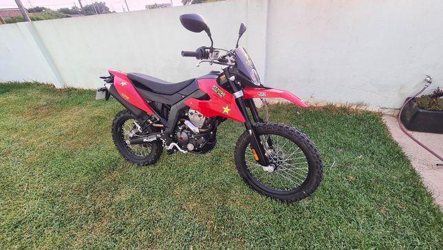 Malaguti XTM125 Enduro