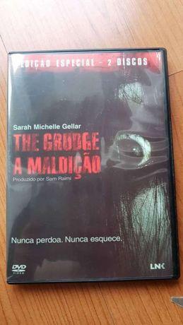 DVD: The Grudge: A Maldição