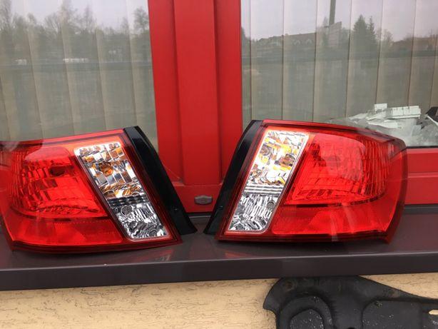 Subaru Impreza III sedan 2010-Lampa Tył