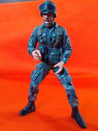Soldado Militar (figura rara) - GTI - 1998