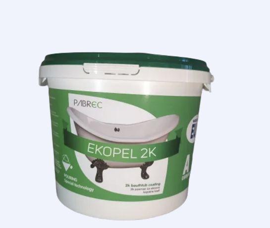 EKOPEL 2K реставрации для ванна