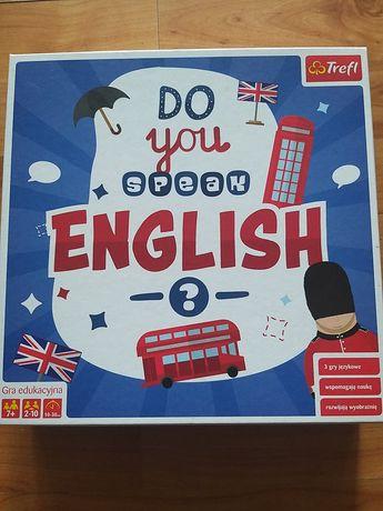 Gra Trefl Do you speak English