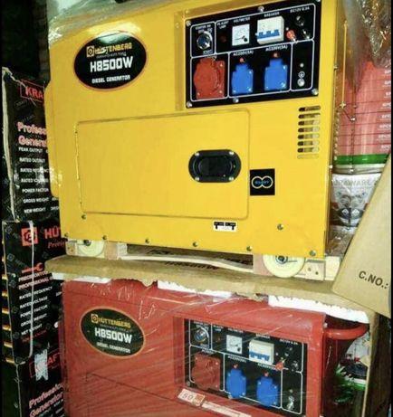 Gerador diesel 8500 varias cores