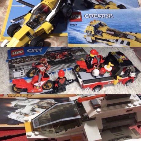 LEGO star war,LEGO creator,LEGO city 299 грн