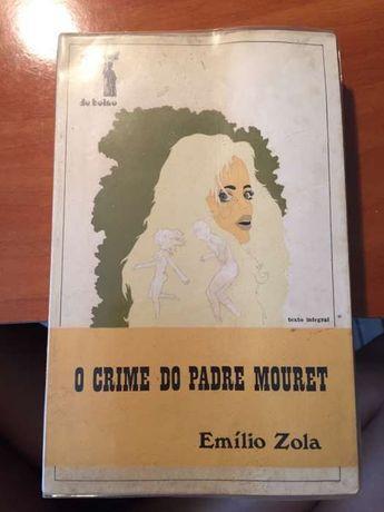 O Crime do Padre Mouret de Emilio Zola