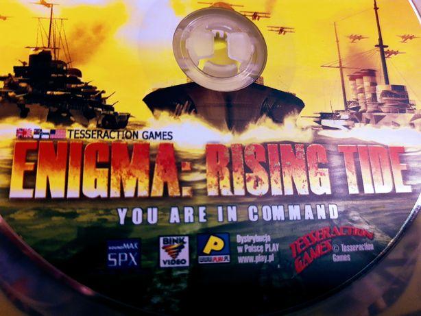 Enigma Rising Tide , gra pc strategiczna okręty podwodne, niszczyciele