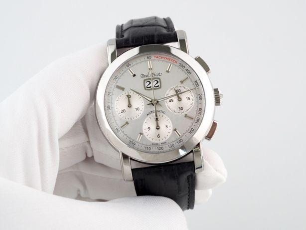Новые часы Paul Picot 40 мм
