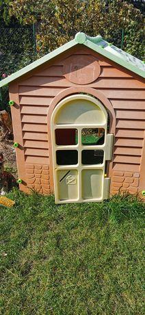 Domek ogrodowy plastikowy l, domek dla dzieci