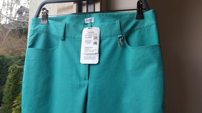 Salko spodnie r. 38 nowe z metką