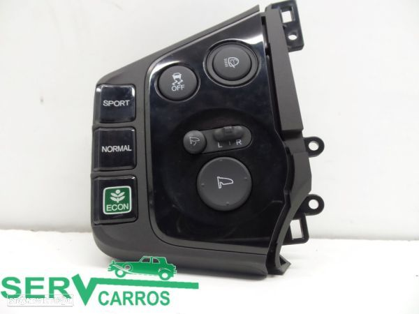 Comando De Espelhos Honda Cr-Z (Zf)