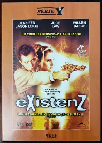eXistenZ - 1999 - DVD