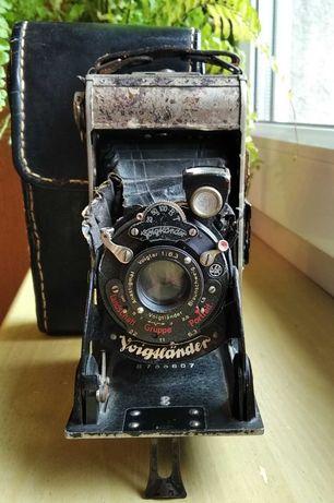 Stary aparat Voigtlander-na częsci