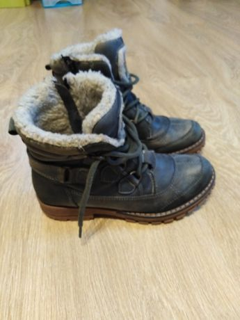 Zimowe buty Lasocki