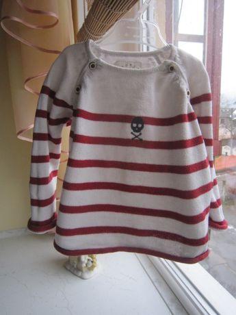 кофта светер 1-1,5 року BROTES BABY