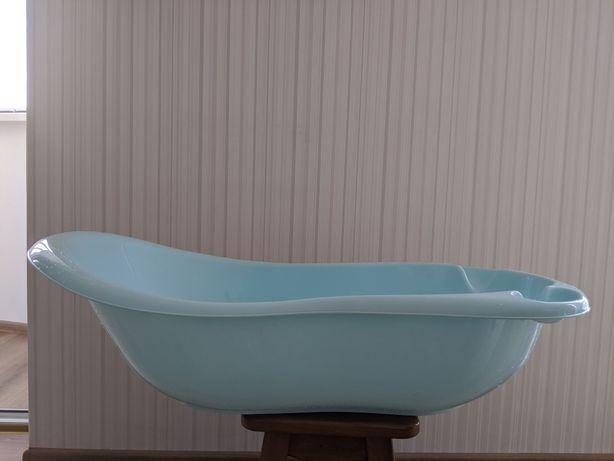 Ванночка детская 102 см нежно-голубого цвета