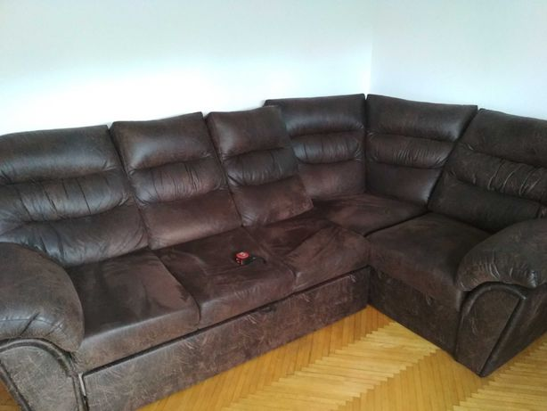 Wygodna rogówka i fotel