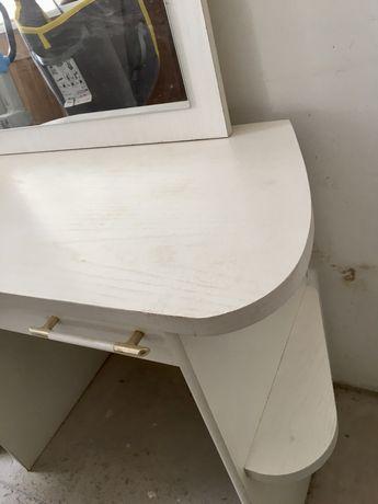 Трюмо столик стіл стол столик тумба дзеркало зеркало