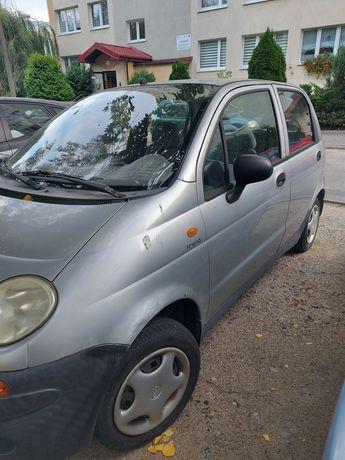 Daewoo Matiz 2000 r. , pierwszy właściciel.