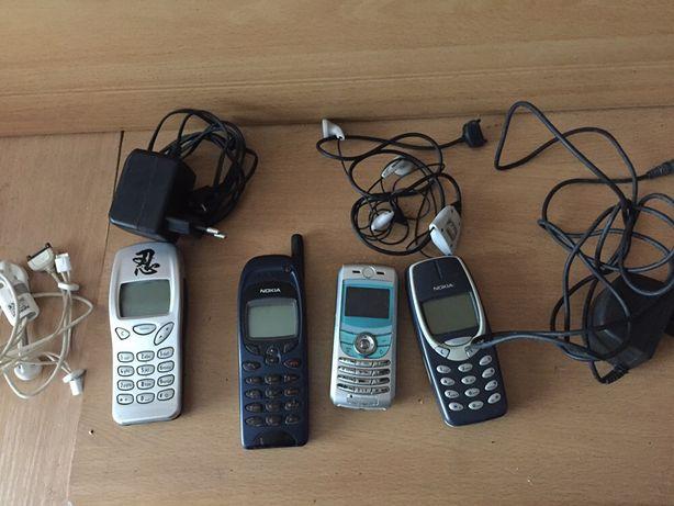 Telefony na części- ładowarki słuchawki