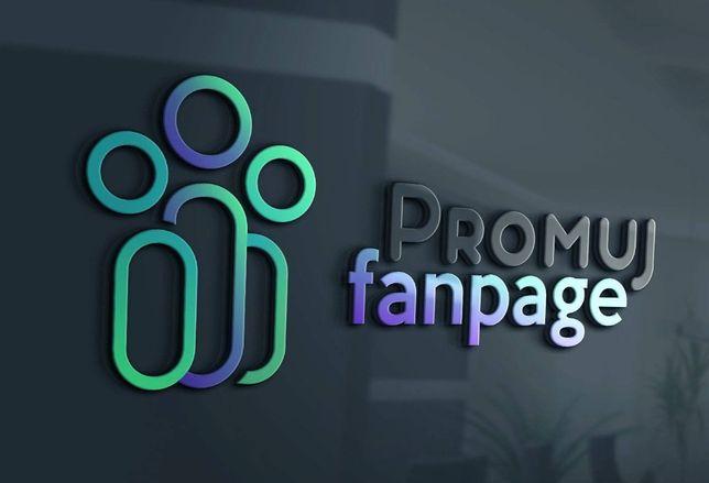 Prowadzenie profilu Fanpage już od 199/miesięcznie, reklamy facebook