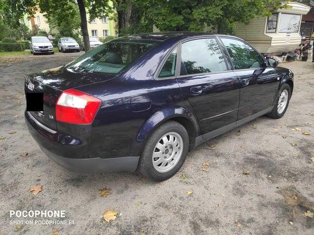 Audi a4 b6 z Niemiec opłacona benzyna