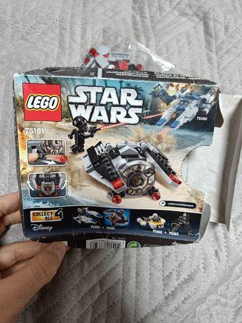 Конструктор Lego Star Wars Ударный истребитель СИД (75161)
