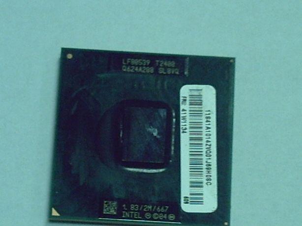 Процессор Intel Core Duo T2400 1.83GHz/2Mb/667MHz Socket M
