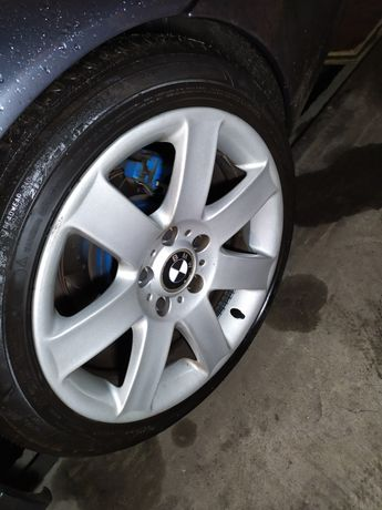 Felgi BMW Styling 44 E46 E36 Super opony