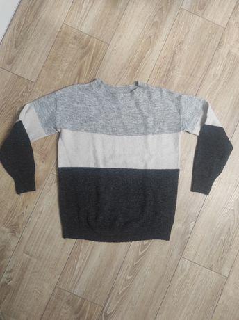 Sweter ciążowy H&M MAMA, rozmiar S, z domieszką wełny