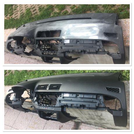 Реставрація, перетяжка,ремонт панелі, торпеди після вистрілу Airbag